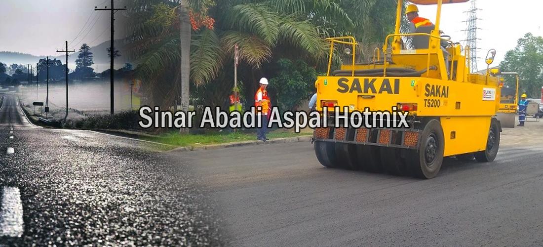 Kontraktor Jasa Pengaspalan Jalan Hotmix